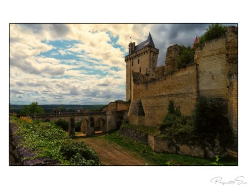 Fortress de Chinon