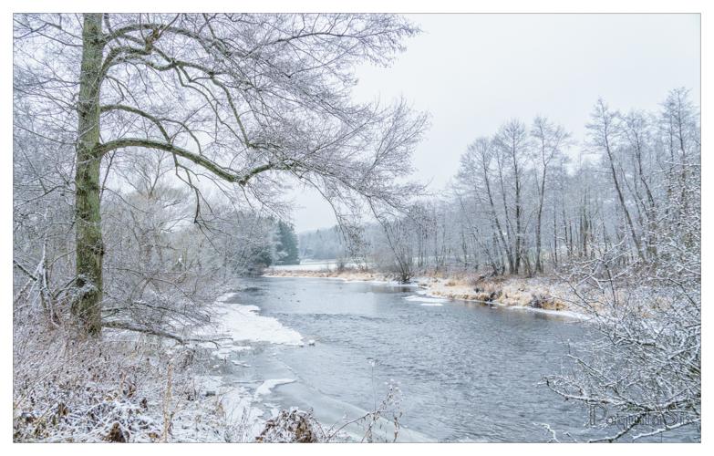 Durbuy in de winter