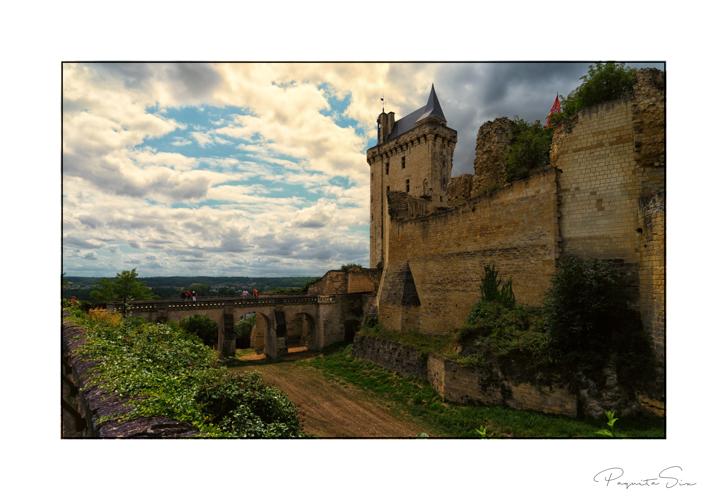 Fortress de Chinon